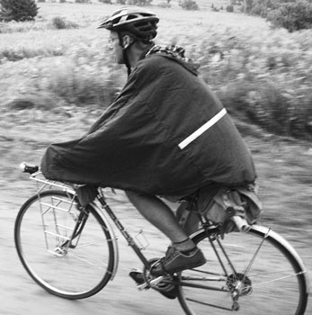 The Practical Pedal Gear Rain Capes